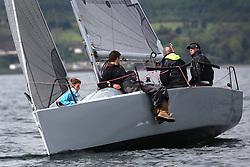25th Anniversary of Kip Regatta<br /> <br /> - Yachting<br /> <br /> Craig Latimer in Wildebeest, Class 3