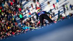 31.12.2013, Olympiaschanze, Garmisch Partenkirchen, GER, FIS Ski Sprung Weltcup, 62. Vierschanzentournee, Training, im Bild Robert Kranjec (SLO) // Robert Kranjec (SLO) during practice Jump of 62nd Four Hills Tournament of FIS Ski Jumping World Cup at the Olympiaschanze, Garmisch Partenkirchen, Germany on 2013/12/31. EXPA Pictures © 2013, PhotoCredit: EXPA/ JFK