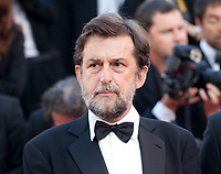 Nanni Moretti, at the 70th Anniversary Ceremony arrivals at the 70th Cannes Film Festival Tuesday 23rd May 2017, Cannes, France. Photo credit: Doreen Kennedy