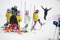 BWL at Gunstock J5 slalom  March 3, 2012.