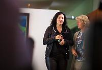 DEU, Deutschland, Germany, Berlin, 30.05.2018: Dorothee Bär (CSU), Staatsministerin für Digitales, und Prof. Monika Grütters (CDU), Staatsministerin für Kultur und Medien, vor Beginn der 11. Kabinettsitzung im Bundeskanzleramt.