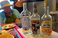 """Recipe for a Margarita at Josephina's Cozumel Cocina con Alma """"Authentic Mexican Cooking Class"""" in Cozumel, Mexico. Image taken with a Leica X1 (ISO 400, 24 mm, f/2.8, 1/30 sec)."""