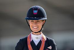 Van Liere Dinje, NED, Independent Little Me<br /> NK Ermelo 2020<br /> © Hippo Foto - Sharon Vandeput<br /> 20/09/20