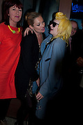JANET STREET-PORTER; KATE MOSS; PAM HOGG;, Art Plus Music Party 2010. Whitechapel art Gallery.  To raise money for the gallery';s education and community programme. 22 April 2010.