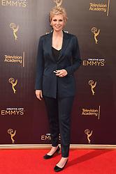 Jane Lynch bei der Ankunft zur Verleihung der Creative Arts Emmy Awards in Los Angeles / 110916 <br /> <br /> *** Arrivals at the Creative Arts Emmy Awards in Los Angeles, September 11, 2016 ***