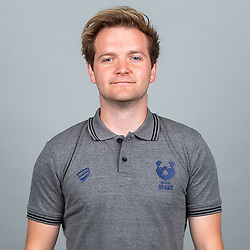 Jamie Eustace - Robbie Stephenson/JMP - 01/08/2019 - RUGBY - Clifton Rugby Club - Bristol, England - Bristol Bears Headshots 2019/20