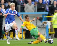 Carlisle United v Norwich City 101009