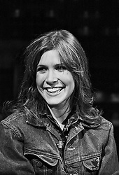 CARRIE FRANCES FISHER (October 21, 1956 Ð December 27, 2016) the actress best known as Star Wars' Princess Leia Organa, has died after suffering a heart attack. She was 60. Pictured: April 22, 1978 - New York, New York, U.S. - Carrie FIsher on the set of Saturday Night Live (Credit Image: © Lynn Goldsmith via ZUMA Press)