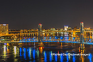 63412-01302 Main Street Bridge St. Johns River, Jacksonville, FL