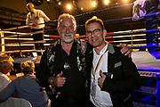 """Boxen: Fritz Sdunek Memorial 2019, Zinnowitz, 21.09.2019<br /> Winfried """"Winne"""" Spiering mit Frau und Holger Gräbedünkel<br /> © Torsten Helmke"""