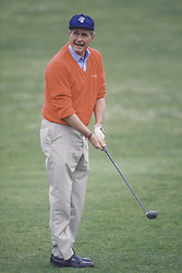 May 15, 1992 - Camp Springs, Maryland, U.S - President George H.W. Bush plays a round of golf today at Andrews air Force Base in Camp Springs, Maryland (Credit Image: © Mark Reinstein via ZUMA Wire)