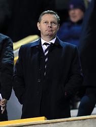 Millwall CEO Steve Kavanagh
