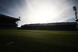 General view of Selhurst Park before the match  - Mandatory byline: Jack Phillips/JMP - 07966386802 - 31/10/2015 - SPORT - FOOTBALL - London - Selhurst Park Stadium - Crystal Palace v Manchester United - Barclays Premier League