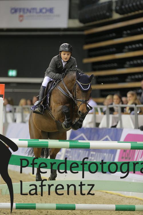 Menke, Piet Laetitia H<br /> Oldenburg - Oldenburger Pferdetage 2013<br /> Internationales Springen<br /> © www.sportfotos-lafrentz.de / Stefan Lafrentz