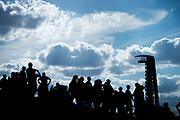 October 19-22, 2017: United States Grand Prix. Fans at COTA