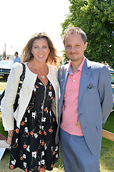 SALLY GUNNELL and JONATHAN YEO at the Cartier hosted Style et Lux at The Goodwood Festival of Speed at Goodwood House, West Sussex on 29th June 2014.