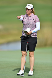 January 19, 2019 - Lake Buena Vista, FL, U.S. - LAKE BUENA VISTA, FL - JANUARY 19: Brittany Lincicome of the United States during the third round of the Diamond Resorts Tournament of Champions on January 19, 2019, at Tranquilo Golf Course at Fours Seasons Orlando in Lake Buena Vista, FL. (Photo by Roy K. Miller/Icon Sportswire) (Credit Image: © Roy K. Miller/Icon SMI via ZUMA Press)