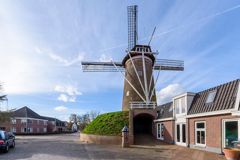 Amerongen, Utrechtse Heuvelrug, Utrecht, Netherlands