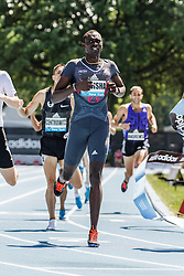 adidas Grand Prix Diamond League Track & Field: mens 800m, David Rudisha, Kenya, adidas