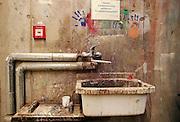 Berlin, Hochschule fur film und fernsehen Konrad Wolf, The Film & Television Academy (HFF) ?Konrad Wolf?, , laboratorio negli studio.....Berlin, Hochschule fur film und fernsehen Konrad Wolf, The Film & Television Academy (HFF) ?Konrad Wolf.