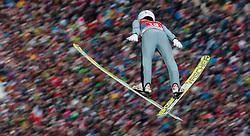 01.01.2016, Olympiaschanze, Garmisch Partenkirchen, GER, FIS Weltcup Ski Sprung, Vierschanzentournee, Bewerb, im Bild Kento Sakuyama (JPN) // Kento Sakuyama of Japan during his Competition Jump of Four Hills Tournament of FIS Ski Jumping World Cup at the Olympiaschanze, Garmisch Partenkirchen, Germany on 2016/01/01. EXPA Pictures © 2016, PhotoCredit: EXPA/ JFK