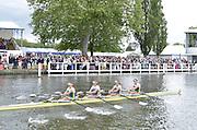 Henley, GREAT BRITAIN. Princess Grace Challenge cup. NRCE. AUS. winning the final at 2012 Henley Royal Regatta.  ..Sunday  15:08:31  01/07/2012. [Mandatory Credit, Peter Spurrier/Intersport-images]...Rowing Courses, Henley Reach, Henley, ENGLAND . HRR.