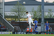 James Garner of England (4) during the UEFA European Under 17 Championship 2018 match between England and Israel at Proact Stadium, Whittington Moor, United Kingdom on 4 May 2018. Picture by Mick Haynes.