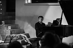 Festival Muse Salentine, Alessano 16.09.2019   Busch Trio has established itself as one of the leading international young piano trios, receiving enthusiastic responses from audiences and critics for their 'incredible verve'. Named after the legendary violinist Adolf Busch, the three best friends are brought together by a shared deep passion for chamber music and are inspired by Mathieu's possession of the 'ex–Adolf Busch' G.B. Guadagnini violin (Turin, 1783). Since its formation in London in 2012 the trio has developed an extensive performing schedule across Europe's leading concert halls and festivals. Signing a major recording contract with French label Alpha Classics, the trio released their debut CD in 2016 of Dvořák's trios to critical acclaim. This CD is part of a 4-CD project of Dvořák's complete chamber music for piano and strings, the last of which was released in April. Omri Epstein 'the group's marvellously sensitive pianist', Mathieu van Bellen, whose 'silvery gleam darted eloquently', and Ori Epstein, with whom 'you felt in the grip of a warm hug', have all won prizes in international solo competitions. Recent seasons included a tour of China and the US. Next season's highlights will include a return to Amsterdam's Concertgebouw, a tour of the US and the release of the complete Box-set of their Dvořák project. They can also look forward to their next CD recording : the complete works by Schubert for piano trio.