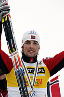 Kombinert, 13. mars 2005, Verdenscup, Oslo, <br /> Magnus Moan, Norge