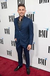 Nov. 13, 2018 - Nashville, Tennessee; USA - Musician MICHAEL RAY attends the 66th Annual BMI Country Awards at BMI Building located in Nashville.   Copyright 2018 Jason Moore. (Credit Image: © Jason Moore/ZUMA Wire)