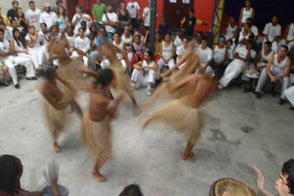 Belo Horizonte_MG, Brasil.<br /> <br /> Batizado de maculele em Belo Horizonte, Minas Gerais.<br /> <br /> Baptized of Brazilian martial art in Belo Horizonte, Minas Gerais.<br /> <br /> Foto: MARCUS DESIMONI / NITRO