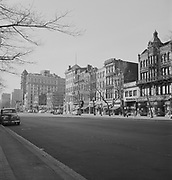 9969-D07. Pennsylvania Ave. looking east from 10th Washington, DC, March 24-April 1, 1957