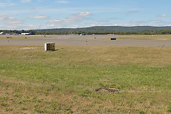 Taxiway 'C' Rehabilitation at Bradley International Airport. CT DOT Project # 165-435. Pre-Construction View. Refer to Keymap for Camera Location and Direction...