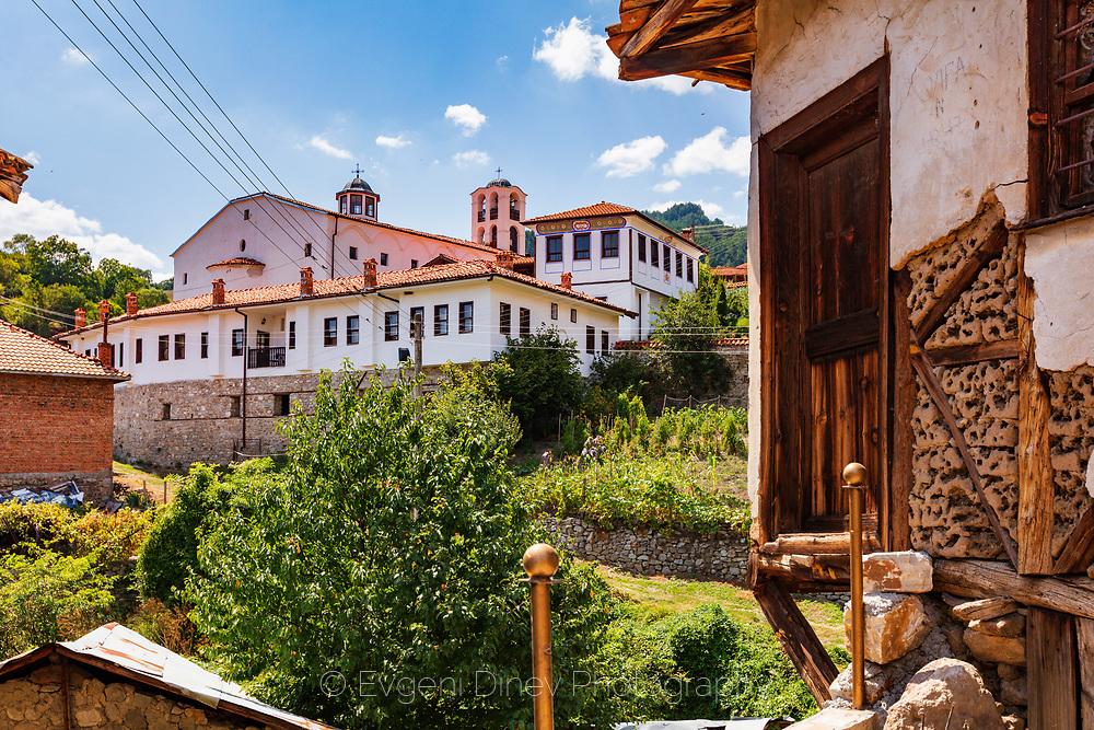 Teshovo church