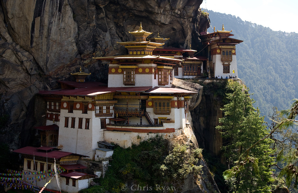 """Taktsang Monastery (""""Tiger's Nest"""")"""