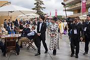 JAPANESE, MAN IS A SINGER, LADY IS AN ACTRESS, Qatar Prix de l'Arc de Triomphe, Longchamp, Paris, 6 October 2019