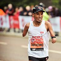 London Marathon and Street Scenes 28.04.2019