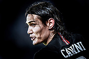 Edison Cavani PSG <br /> Napoli 06-11-2018 Stadio San Paolo<br /> Football Calcio UEFA Champions League 2018/2019 <br /> Group C<br /> Napoli - Paris Saint Germain<br /> Foto Antonietta Baldassarre / Insidefoto