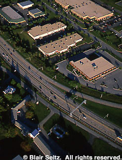 Southcentral Pennsylvania aerial photographs, Cumberland Co. Rossmoyne Corporate Center