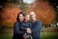 Hlavenka Family photographed at Holmdel Park, Holmdel, NJ, on Saturday, November 4, 2017. / Russ DeSantis Photography and Video, LLC