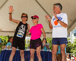 41st Falmouth Road Race: Bill Rodgers, Joan Benoit Samuelson, Frank Shorter