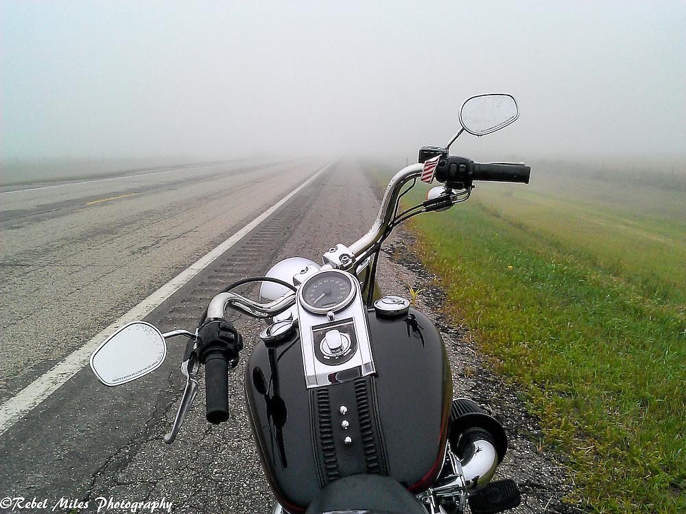 Riding The Plains To Sturgis