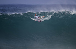 December 11, 2017 - Banzai Pipeline, HI, USA - BANZAI PIPELINE, HI - DECEMBER 11, 2017 - Jack Freestone of Australia competes in the first round of the Billabong Pipe Masters. (Credit Image: © Erich Schlegel via ZUMA Wire)