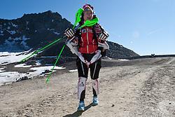 04.11.2011, Moelltaler Gletscher, Flattach, AUT, DSV Medientag, im Bild Kathrin Zettel (AUT) // During media day of German Ski Federation DSV at Moelltaler glacier in Flattach, Carinthia, Austria on 4/10/2011. EXPA Pictures © 2011, PhotoCredit: EXPA/ J. Groder