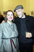 l to r: Ellen Hadigan and Bill Adler  at The First Annual 2009 Gold Rush Awards held at the Red Bull Space on February 11, 2009 in New York City..Rush Arts Gallery (Chelsea, NY) and Corridor Gallery (Clinton Hill, Brooklyn) founded 1996 are core programs within the Rush Philanthropic Arts Foundation (non-profit) dedicated to providing urban youth with significant exposure and access to the arts, as well as providing exhibition opportunities to artists.  The exhibitions and education programs of the galleries are also sponsored in part by a grant from the New York State Council for the Arts and are free and open to the public..