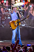 NASHVILLE, TN - JUNE 10: Kenny Chesney performs onstage during the 2015 CMT Music awards at the Bridgestone Arena on June 10, 2015 in Nashville, Tennessee.