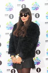 Jameela Jamil, BBC Radio 1 Teen Awards, Wembley Arena, London UK, 03 November 2013, Photo by Richard Goldschmidt © Licensed to London News Pictures. Photo credit : Richard Goldschmidt/Piqtured/LNP