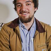London, England, UK. 25th September 2017. Director Louis Lagayette of TRENDY attend Raindance Film Festival Screening at Vue Leicester Square, London, UK