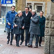 NLD/Amsterdam//20170309 - Herdenkingsdienst Guus Verstraete, Maurice Wijnen en ......
