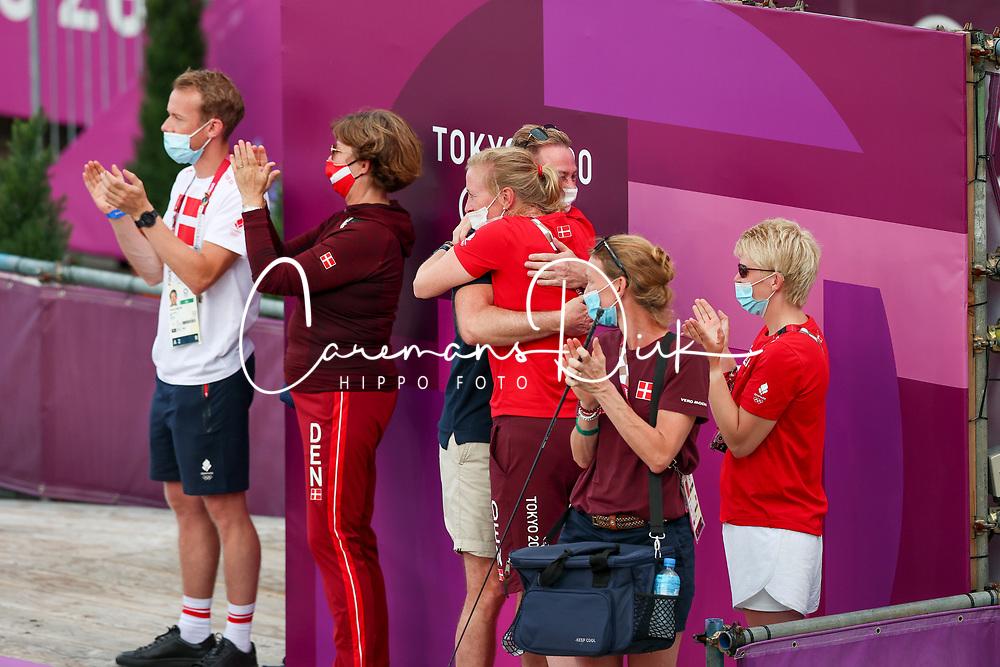 Merrald Nanna Skodborg, DEN, Zack, 121, Team Denmark<br /> Olympic Games Tokyo 2021<br /> © Hippo Foto - Dirk Caremans<br /> 27/07/2021